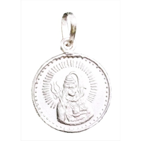 Shiv Yantra Locket (Silver)